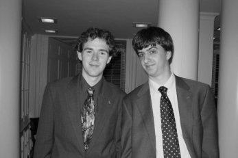 Bryan Henning and Jason Shore